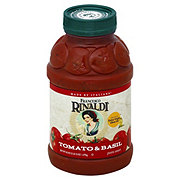 Francesco Rinaldi Hearty Tomato and Basil  Pasta Sauce