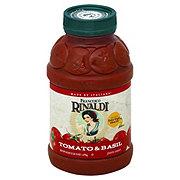 Francesco Rinaldi Tomato & Basil Pasta Sauce