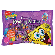 Frankford SpongeBob SquarePants Yummy Gummy Krabby Patties