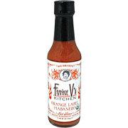 Frankie V's Kitchen Habanero Pepper Sauce