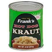 Franks Hot Dog Kraut
