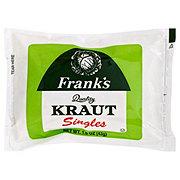 Franks Kraut Singles