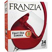 Franzia House Wine Favorites Fruity Red Sangria