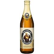 Franziskaner Hefe-Weisse Naturtrub Beer Bottle