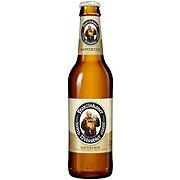 Franziskaner Premium Hefe-Weissbier Naturtrub Beer Bottle