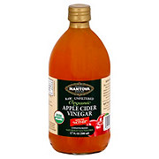 Fratelli Mantova Organic Apple Cider Vinegar