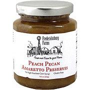 Fredericksburg Farms Peach Pecan Amaretto Preserves