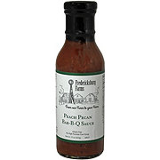 Fredericksburg Farms Peach Pecan Barbecue Sauce