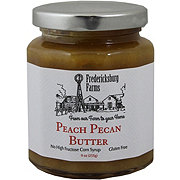 Fredericksburg Farms Peach Pecan Butter