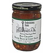 Fredericksburg Farms Rio Grande Black Bean Corn Salsa