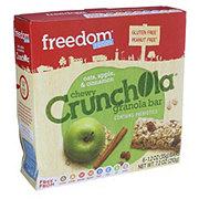 Freedom Foods Crunchola Bars Chewy Apples & Cinnamon