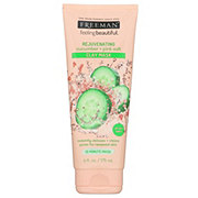 Freeman Clay Mask Cucumber & Pink Salt