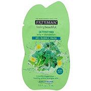 Freeman Detoxifying Kale & Dandelion Gel Bubble Mask