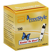 FreeStyle Blood Glucose Test Strips