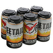 Freetail Bat Outta Helles German-Style Lager Beer 12 oz  Cans