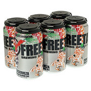 Freetail Conserveza American Blonde Ale Beer 12 oz  Cans