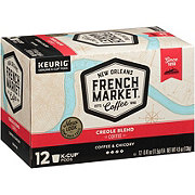 French Market Coffee and Chicory Bolder Medium Dark Roast Single Serve Coffee Cups