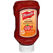 French's Buffalo Ketchup with Frank's Redhot Wing Sauce