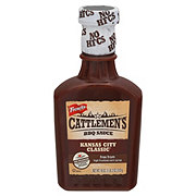 French's Cattlemen's Kansas City Classic BBQ Sauce