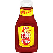 French's Family Size No High Fructose Corn Syrup Ketchup