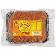 Frenchy's Chaurice Creole Hot Sausage - Family Pack