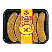 Frenchy's Creole Hot Sausage