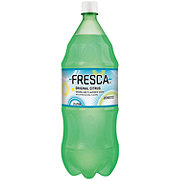 Fresca Original Citrus Sparkling Flavored Soda