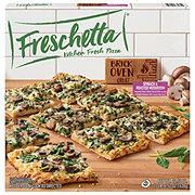 Freschetta Brick Oven Crust Spinach & Roasted Mushroom Pizza