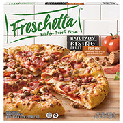 Freschetta Naturally Rising Crust Four Meat Pizza,