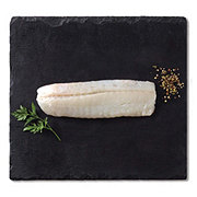 Fresh Atlantic Cod Loin, Wild Caught