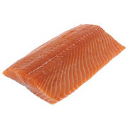 Fresh Atlantic Salmon Fillet, Farm Raised