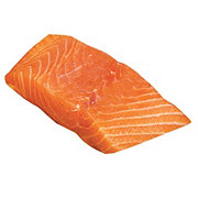 Fresh Atlantic Salmon Portion, Farm Raised