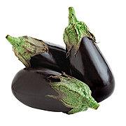 Fresh Baby Eggplant