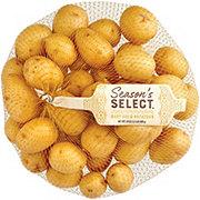 Fresh Baby Gold Potatoes Bagged