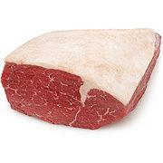 Fresh Beef Bottom Rump Roast Boneless Value Beef