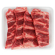 Fresh Beef Chuck BBQ Ribs Value Pack
