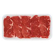 Fresh Beef Chuck Shoulder Flanken Style Rib Thick Boneless