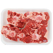 Fresh Beef Oxtails Sliced