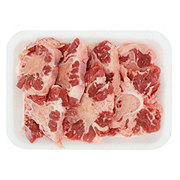 Fresh Beef Oxtails Thin Sliced