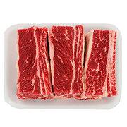 Fresh Beef Plate Short Ribs Bone-In