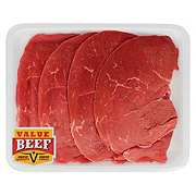 Fresh Beef Round Tip Steak Milanesa Value Beef