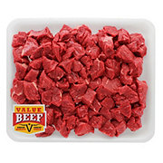 Fresh Beef Stew Lean Value Pack Value Beef