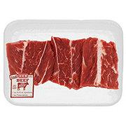 Fresh Beef Top Blade Short Ribs Boneless