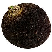 Fresh Black Radish