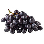 Fresh Black Seedless Grapes