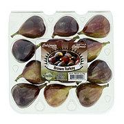 Fresh Brown Turkey Figs