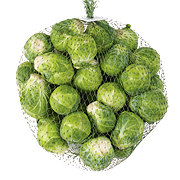 Fresh Brussel Sprouts Bag