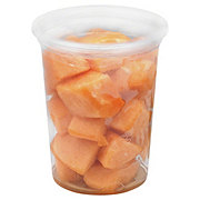 Fresh Cantaloupe Chunks