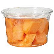 Fresh Cantaloupe Chunks