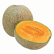 Fresh Cantaloupes